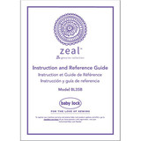 Instruction Manual, Baby Lock BL35B Zeal