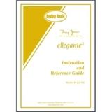 Instruction Manual, Babylock BLG2-NZ Ellegante 2