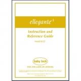 Instruction Manual, Babylock BLG3 Ellegante 3