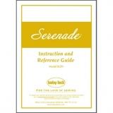 Instruction Manual, Babylock BLSN Serenade