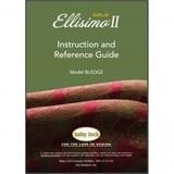 Instruction Manual, Babylock BLSOG2 Ellisimo Gold 2