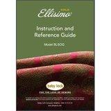 Instruction Manual, Babylock BLSOG Ellisimo Gold