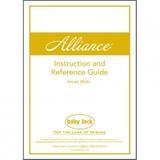 Instruction Manual, Babylock BNAL Alliance