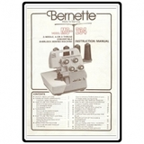Instruction Manual, Bernette MO-234