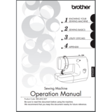 Instruction Manual, Brother LX3014
