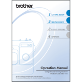 Instruction Manual, Brother NS40e