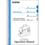 Instruction Manual, Brother Simplicity SB3129
