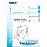 Instruction Manual, Brother SB4138
