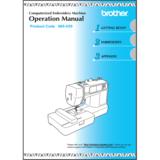 Instruction Manual, Brother SB7050E