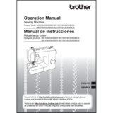 Instruction Manual, Brother SM8270