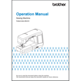 Instruction Manual, Brother VQ2400