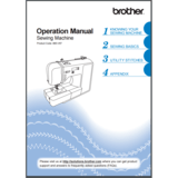 Instruction Manual, Brother XR1300