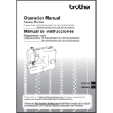Instruction Manual, Brother XR3774