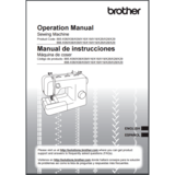 Instruction Manual, Brother XR53