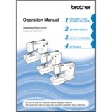 Instruction Manual, Brother XS3109