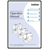 Instruction Manual, Brother SC6600