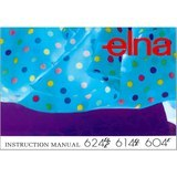 Instruction Manual, Elna 624DSE