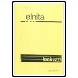 Instruction Manual, Elna T33