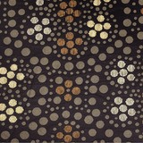 "59"" Brown Dots, Upholstery Fabric"