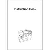 Instruction Manual, Janome M7100