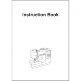Instruction Manual, Janome M7200