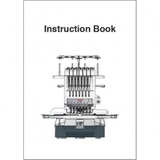 Instruction Manual, Janome MB-7
