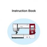 Instruction Manual, Janome MC7700QCP