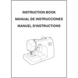 Instruction Manual, Janome Schoolmate S-7330
