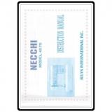 Instruction Manual, Necchi 4575