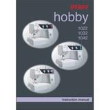 Instruction Manual, Pfaff Hobby 1042