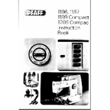 Instruction Manual, Pfaff 1197