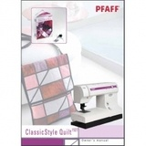 Instruction Manual, Pfaff 1527 ClassicStyle Quilt