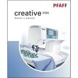 Instruction Manual, Pfaff Creative 2124