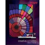 Instruction Manual, Pfaff Creative Sensation