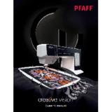 Instruction Manual, Pfaff Creative Vision 5.5