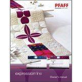 Instruction Manual, Pfaff Expression 3.5