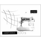 Instruction Manual, Pfaff Smart 100S