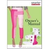 Instruction Manual, Pfaff Smarter 160s