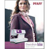 Instruction Manual, Pfaff 2023 ClassicStyle Fashion