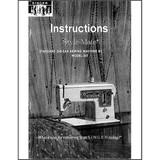Instruction Manual, Singer 347