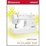 Instruction Manual, Viking HClass E10