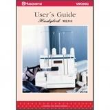 Instruction Manual, Viking Huskylock 910