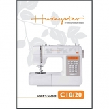 Instruction Manual, Viking Huskystar C10