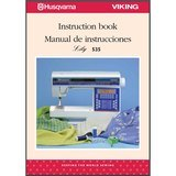 Instruction Manual, Viking Lily 535