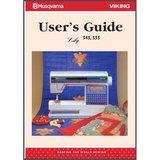 Instruction Manual, Viking Lily 555