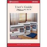 Instruction Manual, Viking Platinum 715