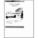 Instruction Manual, Viking Platinum 730