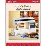 Instruction Manual, Viking Quilt Designer II