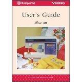 Instruction Manual, Viking Rose 605