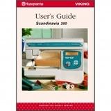 Instruction Manual, Viking Scandinavia 200